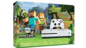 Image for Microsoft announces the new Xbox One S Minecraft Favourites bundle