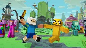 Image for Minecraft Adventure Time Mash Up Pack out for console edition, Wii U and Switch later today
