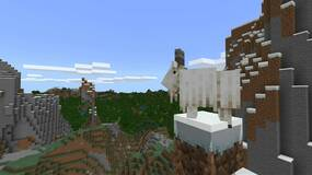 Image for Minecraft Caves & Cliffs Update: Part 1 is out next week
