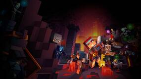 Image for Minecraft Dungeons is getting cross-play next week