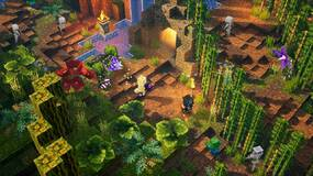 Image for First Minecraft Dungeons DLC out in July, cross-platform play coming as a free update