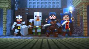 Image for You can now pre-load Minecraft Dungeons, due to launch later this month