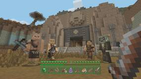 Image for A new Mash-Up Pack is coming to Minecraft Console Edition and it's Fallout 4