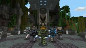 Image for Build your own Halo 5 in this new Minecraft Xbox 360 mash-up pack