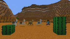 Image for Minecraft: The Exploration update is live for PC and Mac with mansions, llamas and more