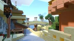 Image for The Nvidia RTX 3060 and Minecraft perfectly showcase that mindblowing ray-tracing can be affordable - or will be, once you can find one