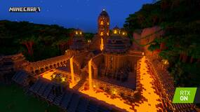 Image for Here's when you can download the Minecraft RTX beta