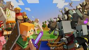 Image for Minecraft Bedrock Edition players can now enjoy the new Village & Pillage update
