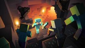 """Image for Minecraft on PS4 and Xbox One will be """"a lot bigger,"""" but not infinite"""