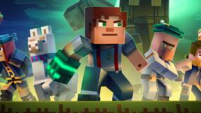 Image for Minecraft: Story Mode - Season 2's premiere episode Hero In Residence releases in July