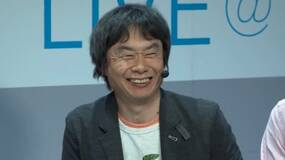 Image for 7 pictures of Nintendo's gaming boss being the happiest person at E3 2014