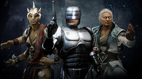 Image for Mortal Kombat 11 Aftermath expansion continues the story, adds Robocop and costs $40