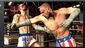 Image for Supremacy MMA to eventually release on Vita