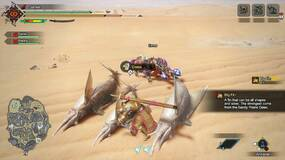Image for Monster Hunter Rise: Big Fin | How to find and hunt Delex