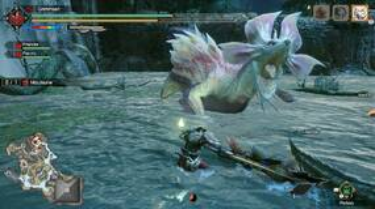 Image for Monster Hunter Rise Mizutsune | Weaknesses, Strategy, Farming