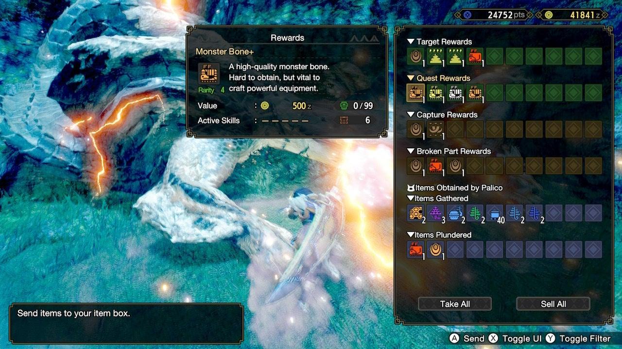 Image for Monster Hunter Rise: Monster Bone + | How to get Monster Bone +