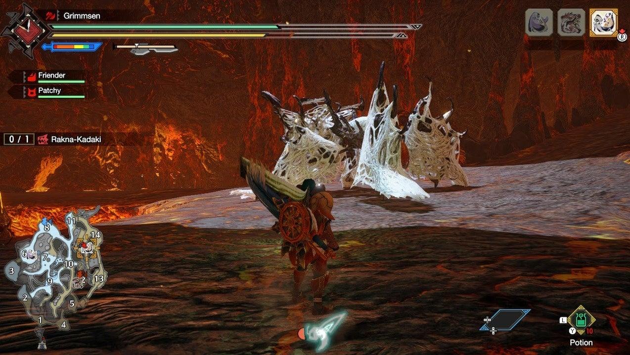 Image for Monster Hunter Rise Rakna-Kadaki | Weaknesses, Strategy, Farming