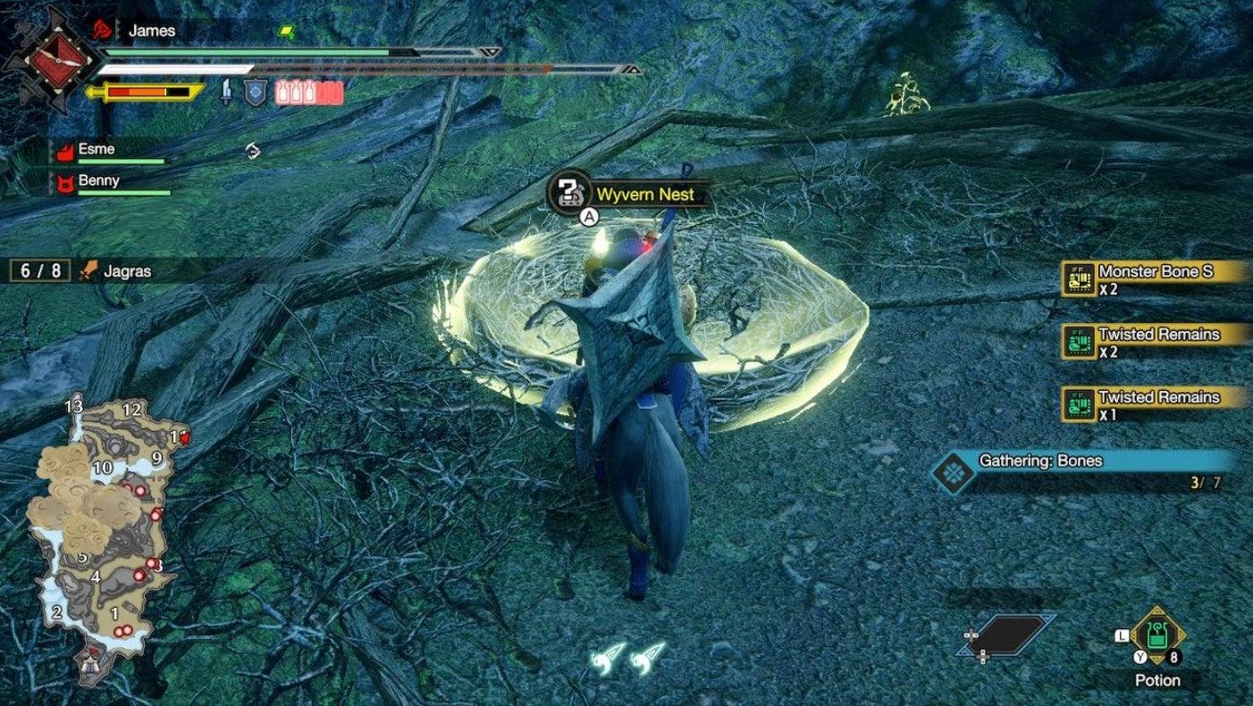 Image for Monster Hunter Rise Wyvern Egg | How to deliver Transport Items