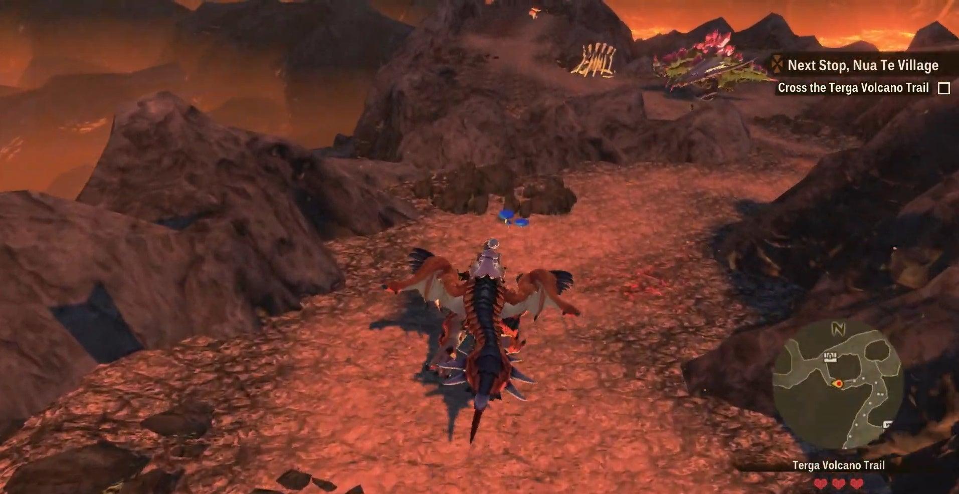 Image for Monster Hunter Stories 2 Shakalaka material: Where to find Shakalaka