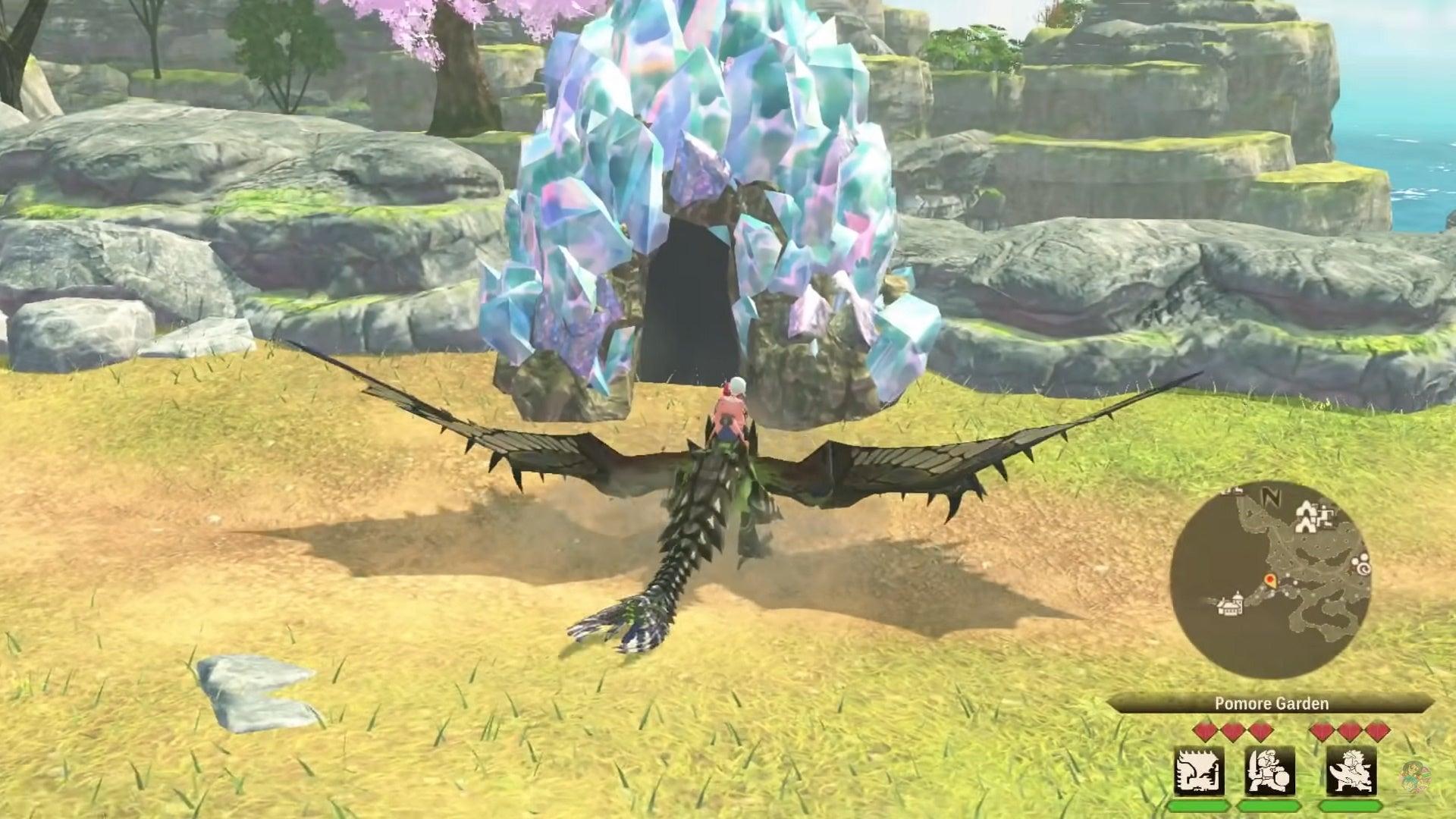 Image for Monster Hunter Stories 2 Super Rare Dens guide