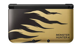 Image for Monster Hunter 4: 3DS console gets images, see the new design here