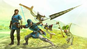 Image for Breath of the Wild content confirmed for Monster Hunter Generations Ultimate in the west