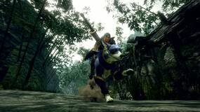 Image for Capcom details how you can customise your new dog mount in Monster Hunter Rise