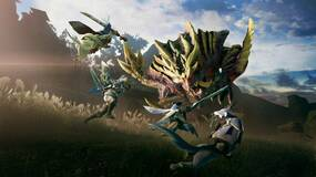Image for Check out 6 minutes of new Monster Hunter Rise gameplay here