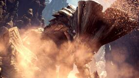 Image for Monster Hunter World's Charge Blade looks like a fun and versatile weapon to use on creatures