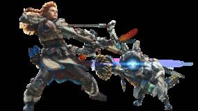 Image for Monster Hunter World Horizon Zero Dawn event: how to get the Aloy Armor, Bow and Watcher gear for your Palico