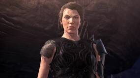 Image for Milla Jovovich is coming to Monster Hunter World: Iceborne in movie DLC
