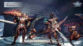 Image for Monster Hunter World: Iceborne's Safi'jiva Siege brings transforming armor and Awakened weapons to the game