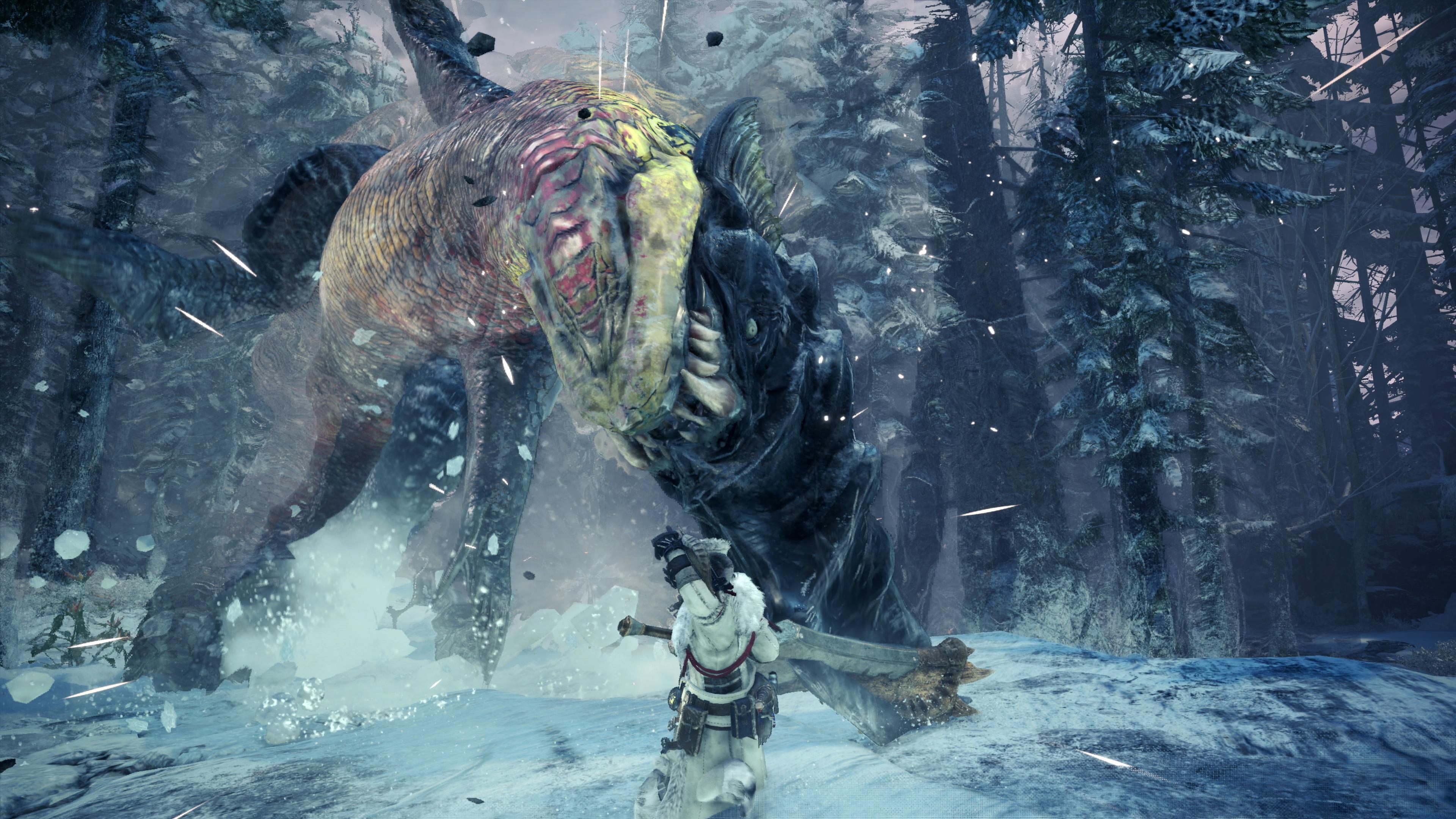 Image for Monster Hunter World: Iceborne has shipped over 2.8 million units