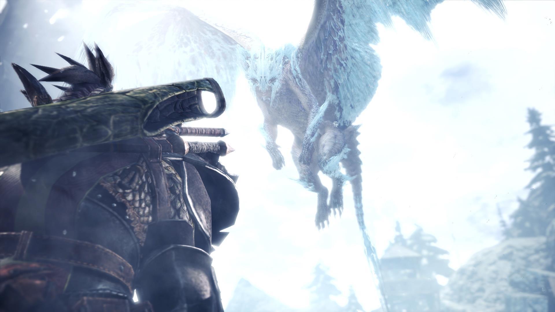 Image for Monster Hunter World PC patch fixes more DX12 crashes, Observation Log bug