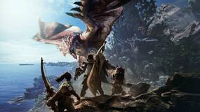 Image for Monster Hunter World: first look at character creation, flagship monster gameplay , giant Elder Dragon, more