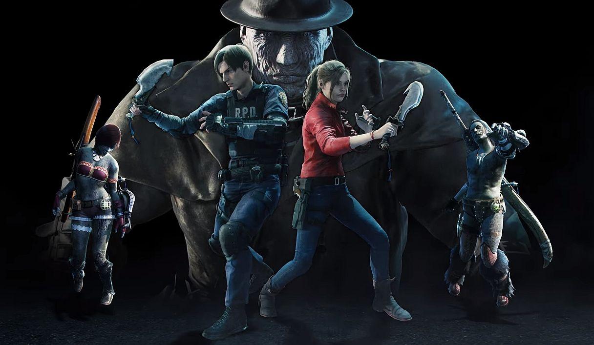 Image for Monster Hunter World gets Resident Evil event on PC, alongside new monster Rajang