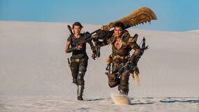 Image for Here's your final look at the Monster Hunter movie