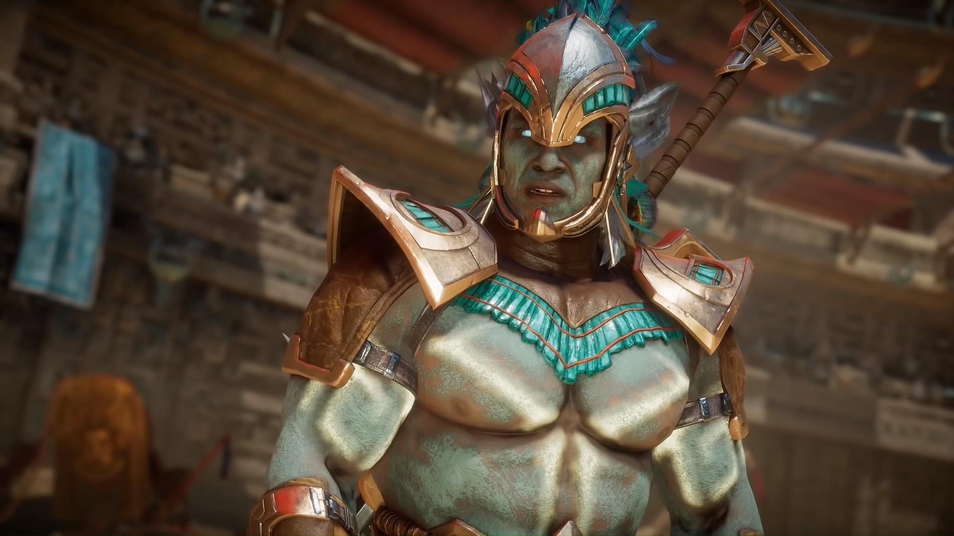 Image for Mortal Kombat 11 trailer introduces the return of Kotal Kahn, Jacqui Briggs