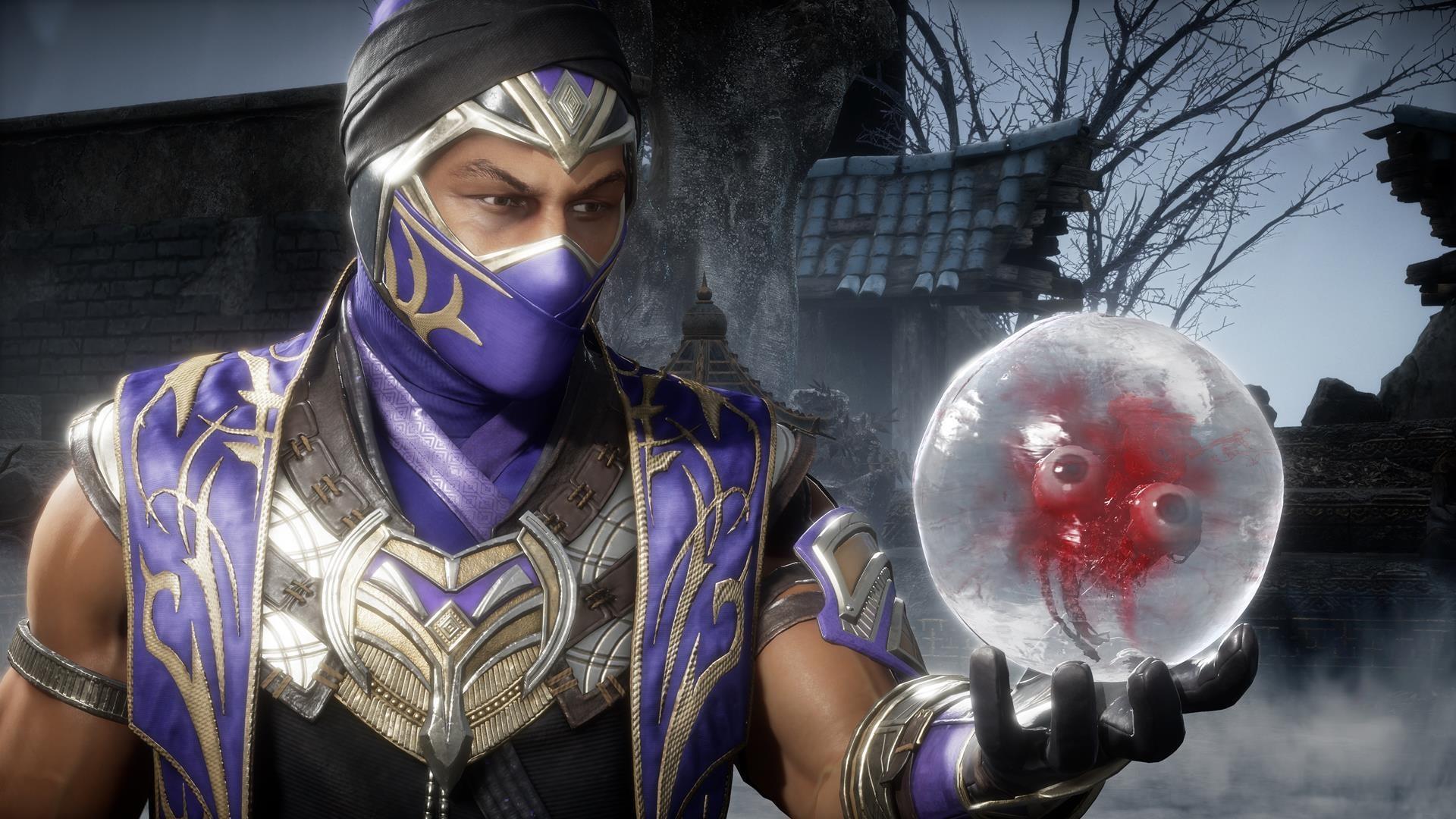 Image for Rain's moveset revealed in latest Mortal Kombat 11 Ultimate trailer