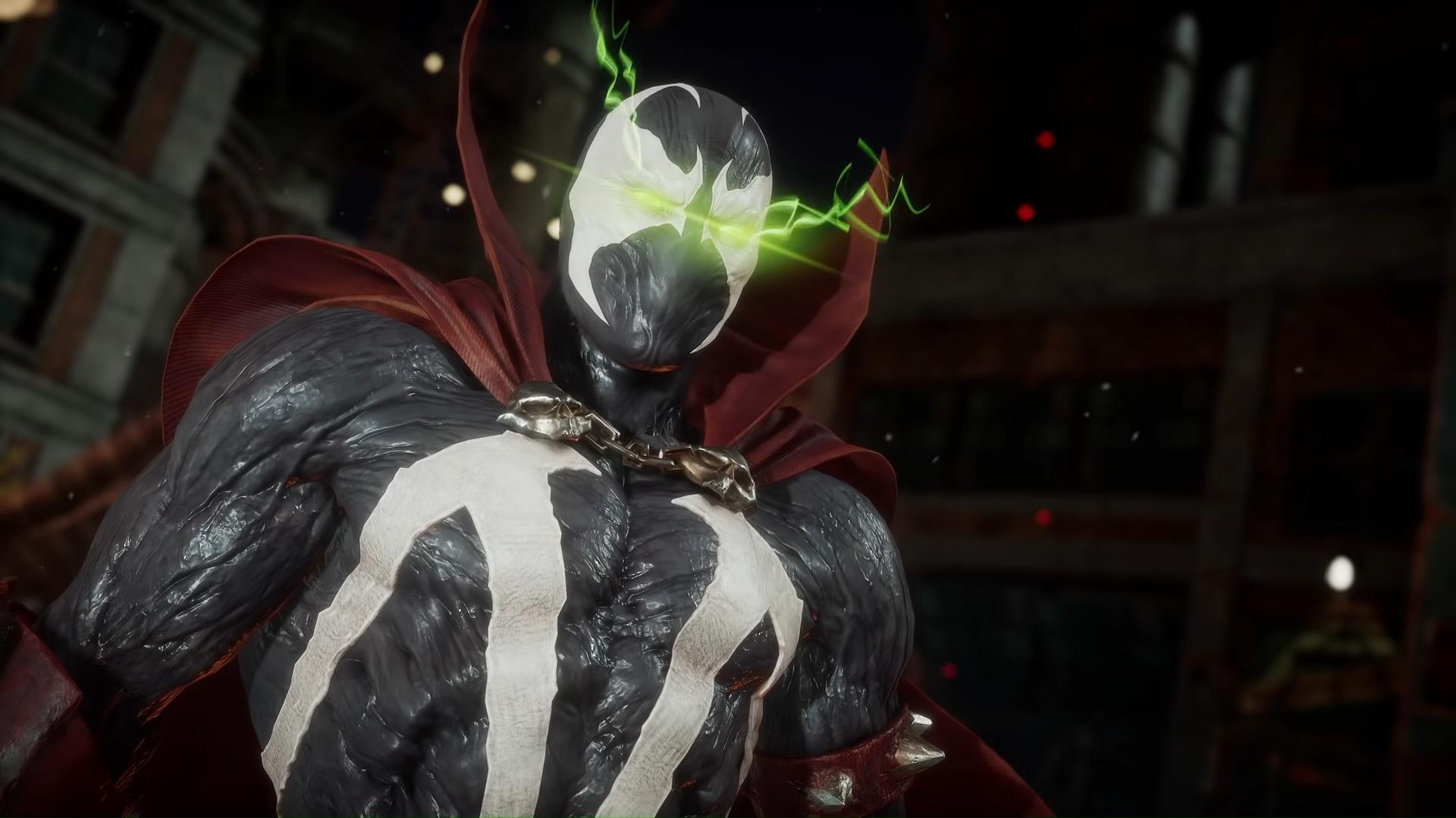 Image for Watch first Mortal Kombat 11 Spawn gameplay