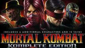 Image for Mortal Kombat Komplete Edition daily Amazon deal
