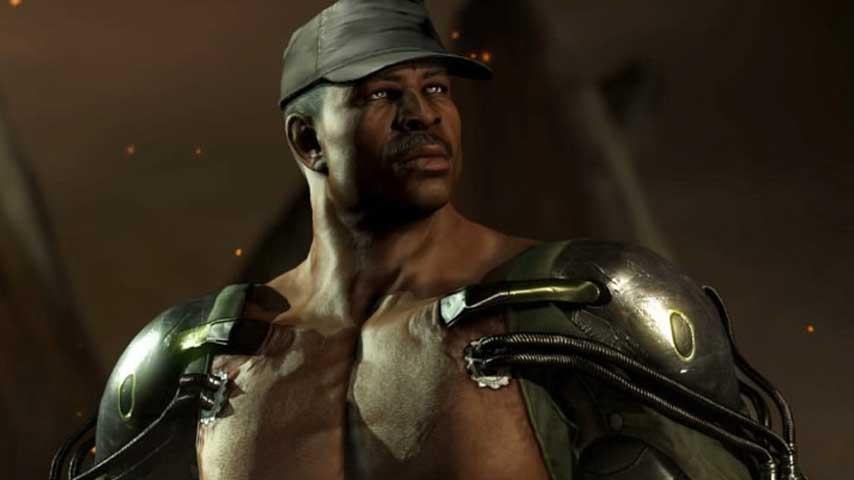 Image for Mortal Kombat X Predator / Prey pack introduces Carl Weathers as Jax