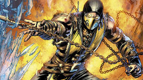 Image for Mortal Kombat X comic will bring you up to speed on new characters