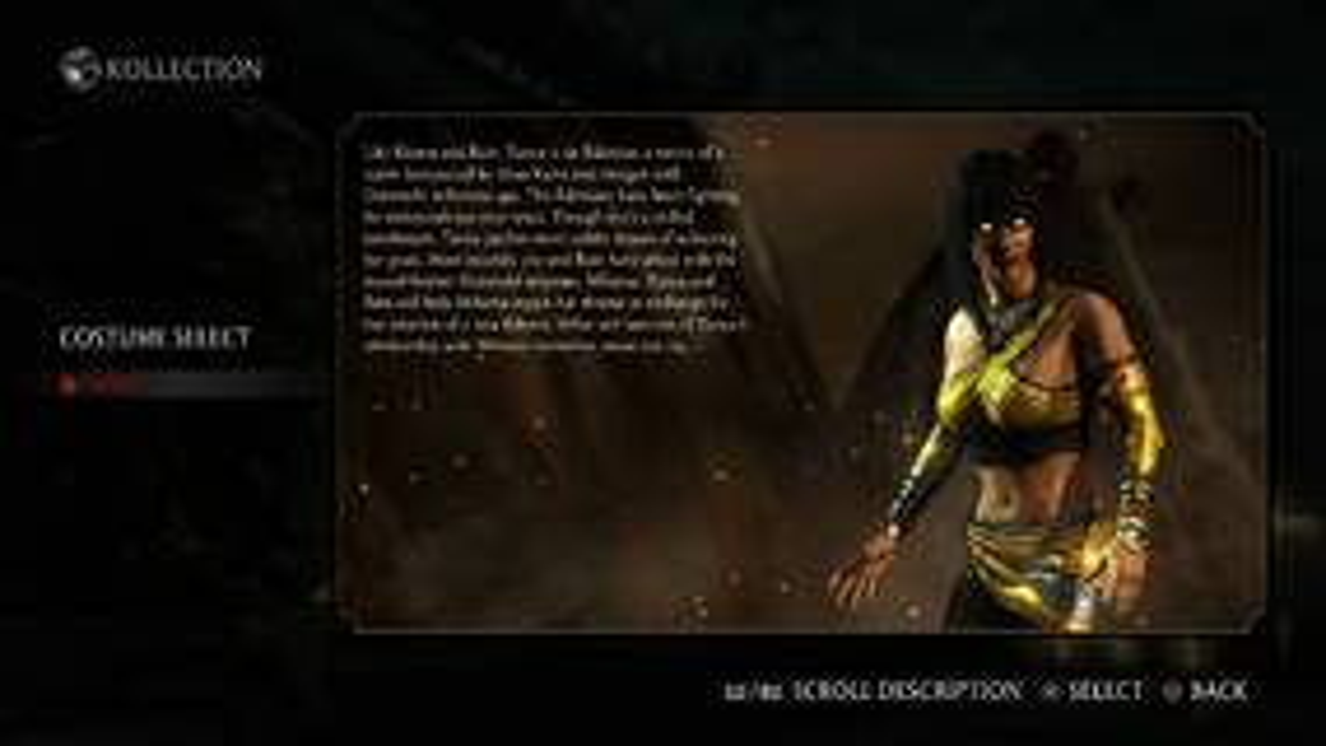 Image for Take a peek at upcoming costumes in Mortal Kombat X