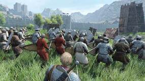 Image for Mount and Blade 2: Bannerlord shows off siege defense gameplay at Gamescom