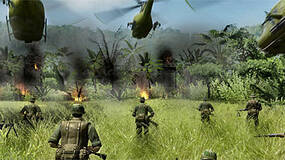 Image for Men of War: Vietnam HD trailer drops Hueys, jungle, napalm in the morning