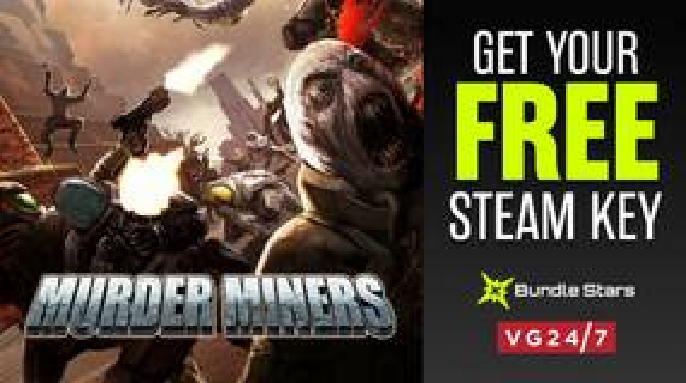 Image for Free! 500,000 Steam keys for FPS Murder Miners