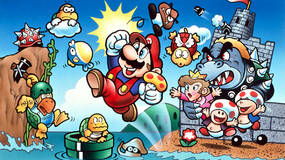 Image for New Super Mario Bros and Lost Levels sites celebrate Mario's 35th anniversary