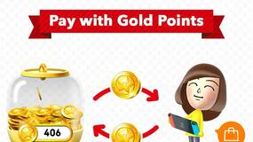 Image for You'll soon be able to use My Nintendo Gold Points to buy Switch games off the eShop