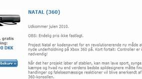 Image for Danish Game lists Natal pricing at 1,299 DKK/£140